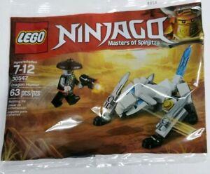 LEGO 30547 Ninjago Dragon Hunter Polybag 63 pieces Brand New Sealed Ships Free