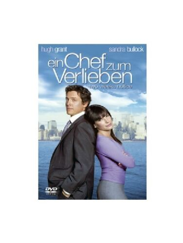 1 von 1 - +++ DVD + EIN CHEF ZUM VERLIEBEN + TOPZUSTAND + NEUWERTIG +++