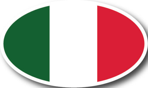 6x ANY FLAG OVAL 80x48mm COLOUR STICKERS CARAVAN//CARBIKE DECAL FREE POSTAGE