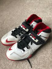 515245c86a8 item 2 Nike Lebron Zoom Soldier VII 7 - 599264-100 - White Black Red -  Men s Size 8 -Nike Lebron Zoom Soldier VII 7 - 599264-100 - White Black Red  - Men s ...