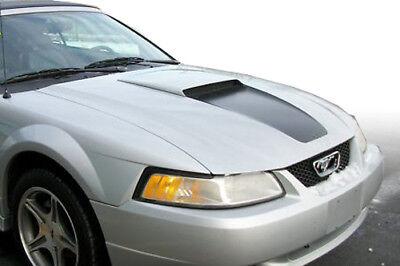 1999-2004 Ford Mustang Hood Raised Scoop Blackout Decal Racing Stripe GT Vinyl