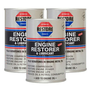 Sluggish acceleration? No pulling power? 3 cans AMETECH RESTORE for