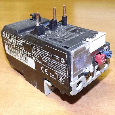 LR2 D13 14 Overload relay. Used Telemecanique Relay LR2 D1314 LR2 D13