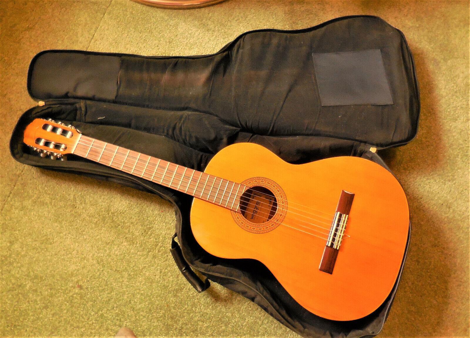 Gitarre, Konzertgitarre   Weggner