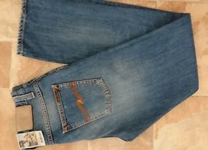 Fit blue italy w30 Average straight Joe Nudie org l34 cotton Jeans classic 100 qX0wFOg
