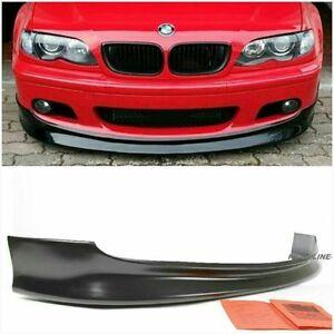 Cup-RS-BMW-3er-E46-Limousine-Touring-Sedan-M-Paket-2-Spoiler-Schwert-Lippe-ABS