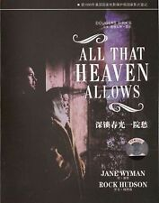 All That Heaven Allows -  All Region Compatible DVD Jane Wyman,  Rock Hudson NEW