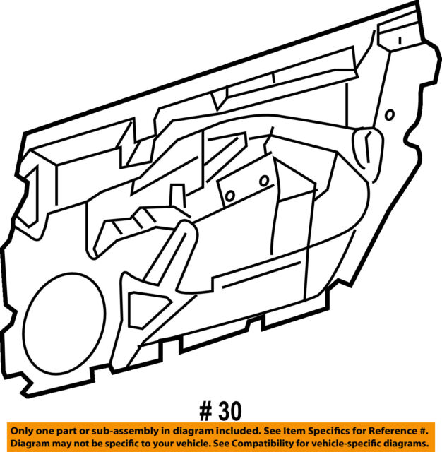 2005 Mercede C230 Door Lock