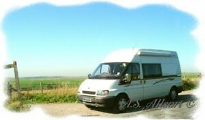 Image Is Loading Camper Conversion Campervan Ford Transit Self Build