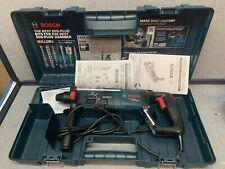 Bosch Gbh2 28l Rotary Hammer Kit 1 18 Sds Plus 85 Amps Bulldog Xtreme Max New