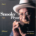Can't Stop Blowin' by Snooky Pryor (CD, Sep-1999, Electro-Fi Records)