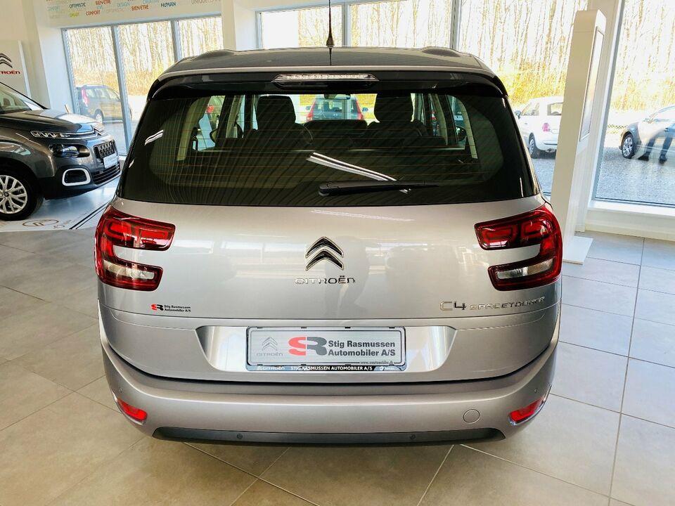 Citroën Grand C4 SpaceTourer 1,5 BlueHDi 130 Platinum EAT8