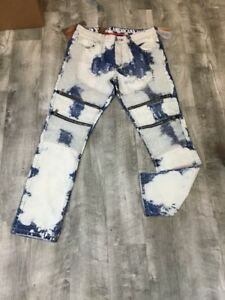 Image Is Loading Vintage Americana Denim Faded Jeans Size 36 Mens