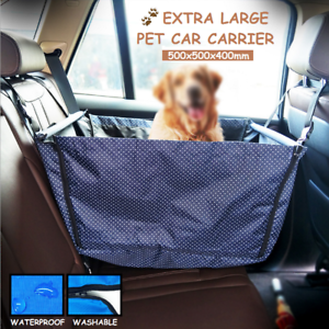 Image Is Loading Pet Carrier Dog Cat Car Booster Seat Portable