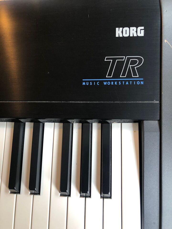 Workstation, korg tr 88