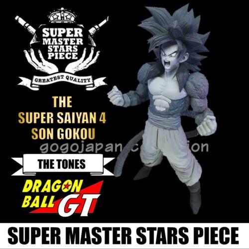 DRAGONBALL GT SUPER MASTER STARS PIECE SMSP SUPER SAIYAN 4 GOKOU THE TONES