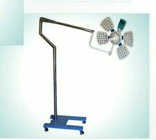 Surgical Ot Light Mobile 4 Reflector 145k Lux With Attached Panel Amp Remote 98led