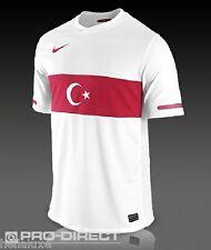 ~nwt~Nike TURKEY Football Soccer Jersey World Cup OFFICIAL AWAY Shirt~Mens sz XL