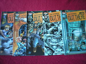 Lote-5-comics-California-Out-There-WORLD-COMICS-ESPANOL