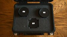 Zeiss Contax CineModded Superspeed Set of 3 lenses (35, 50, 85) MMJ, EF Mount