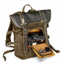 National Geographic DSLR Camera bag NG A5280 small Backpack Leather & Canvas
