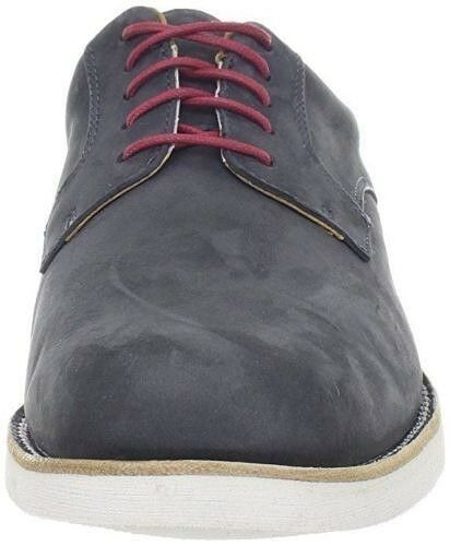 MENS SEBAGO THAYER OXFORD LEATHER LACE UP CASUAL FASHION SHOES B192000 BOOTS SZ