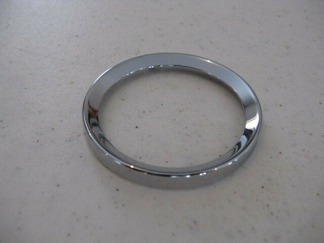 "new  2""/52mm BEZEL w SEAL for Smith & Jaeger Gauges MGB MGA Midget"