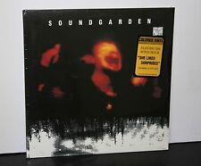 SOUNDGARDEN SUPERUNKNOWN LP SEALED Limited Edition Colored Vinyl Original 1994