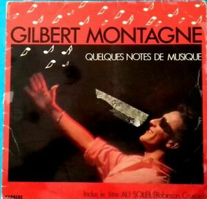 Scheibe-Vinyl-33-Time-Gilbert-Mountain-Couple-Musik-Noten