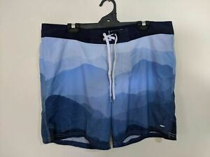 Men-039-s-Speedo-Board-Shorts-Size-38-Blue