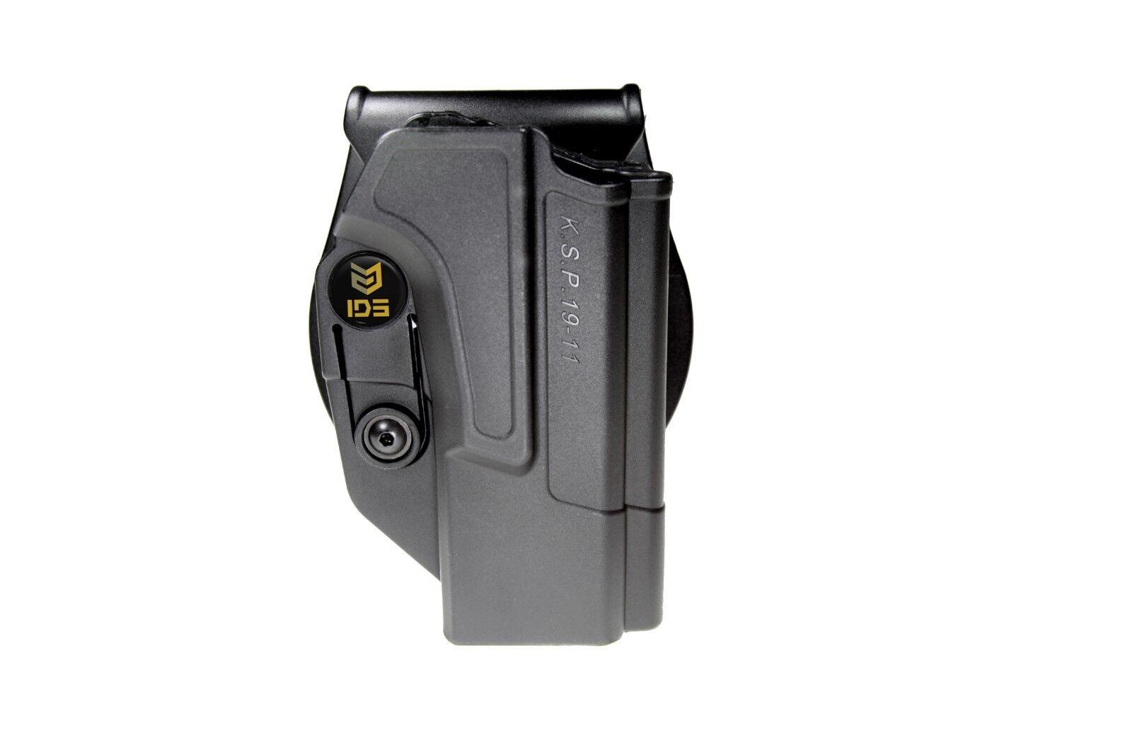 IDS Retention Holster / Level Colt 2 Holster for all Colt Level 1911 Models ab4849