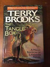 Magic Kingdom of Landover Ser.: The Tangle Box Bk. 4 by Terry Brooks 1st/1st