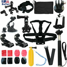 Auction Camera Accessories Kit for Gopro Go pro Hero 8 7 Black 6 5 4 Motorcycle