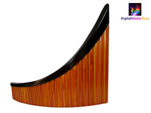 Romanian Pan Flute, 25 PIPES, TENOR, Made by Hora Reghin + Synthetic ...