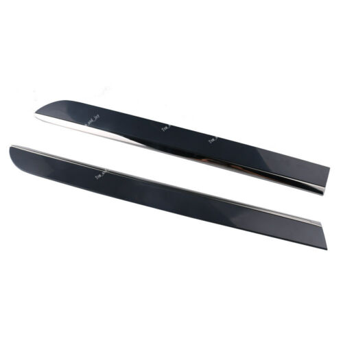 RH Rear Exterior Door Moulding Cover For Mercedes W164 ML280 05-09 Pair LH