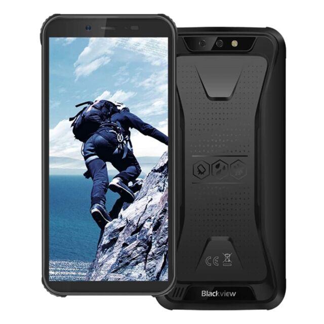 Blackview BV5500 Plus 4G Téléphone Android 10 3Go+32Go 4400mah NFC Dual SIM Noir