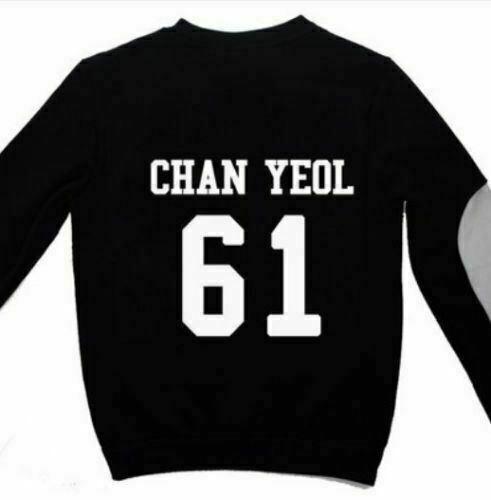 Kpop Exo Hoodies NEW Unisex White Black EXO Korea Thin Sweatshirts New Style
