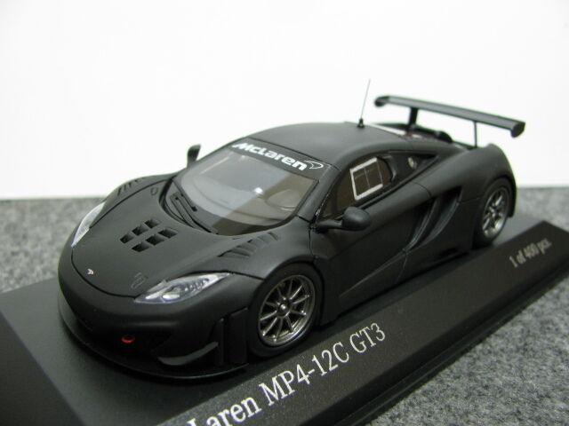 1 43 Minichamps McLaren MP4-12C GT3 résine (Ltd 400pcs)