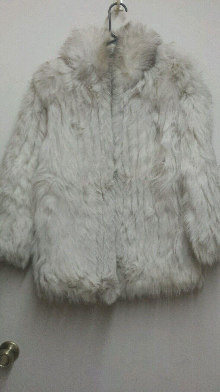 Saga fox white fox fox fox fur coat e865df