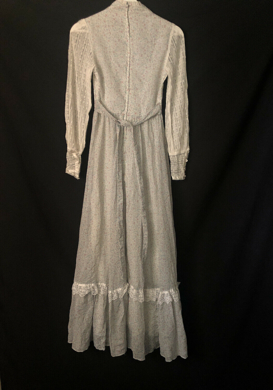 1970s Gunne Sax by Jessica Authentic Victorian Ba… - image 3