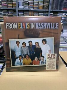 Elvis Presley 2 LP From Elvis IN Nashville 2020 50TH Anniversary Versiegelt