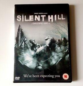 Silent Hill Dir: Christophe Gans DVD Film Rated 15