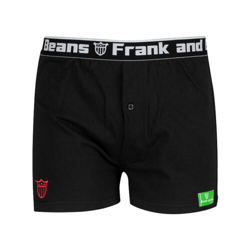CT 4 x Pack Frank and Beans Boxer Shorts Mens Underwear Cotton S M L XL XXL CT44
