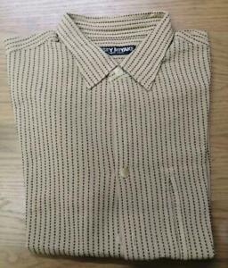 Issey-Miyake-Shirt-Sashiko-Long-Sleeves-Size-L