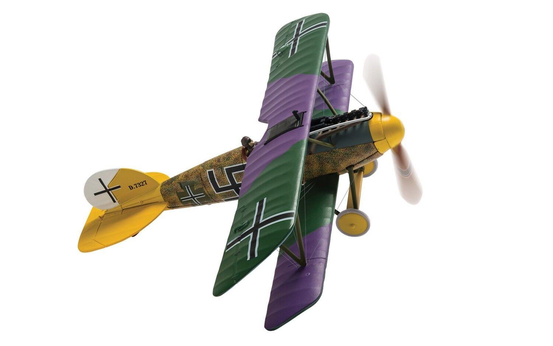 Precio al por mayor y calidad confiable. Corgi Albatros D. Va  teniente Lothar Lothar Lothar Weiland, jasta 5, seefrontstaffel 1 1918  AA37808  echa un vistazo a los más baratos
