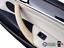 thumbnail 10 - Door Handle BMW X5 & X6 Genuine Beige Leather - Right (E70, E71, E72 06-14)
