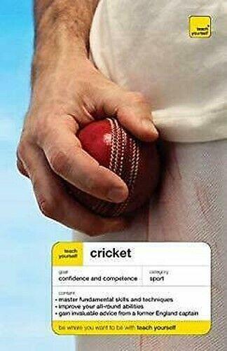 Teach Yourself Cricket Taschenbuch Mark, Abraham, Paul Metzger