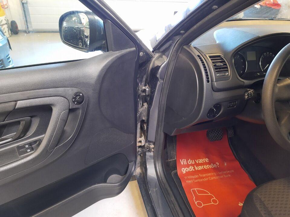 Skoda Fabia 1,2 TSi 105 Ambiente Combi DSG Benzin aut.