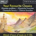 Your Favourite Classics Various Composers Audio CD