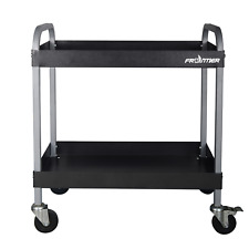 Mechanic Tool Cart Tray Car Casters Mobile Box Rolling Chest Case Organizer Bin
